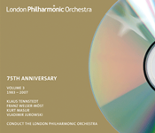 London Philharmonic Orchestra — 75th Anniversary, Volume 3: 1983-2007