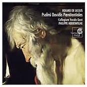 Roland de Lassus.  Psalmi Davidis pœnitentiales