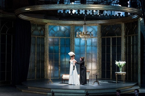 <em>Il Traviata</em>, Opera Holland Park 2018