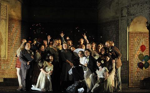 <em>Le nozze di Figaro </em>, Glyndebourne Festival Opera