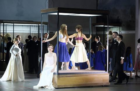 <em>Les Indes galante</em>, Bavarian State Opera