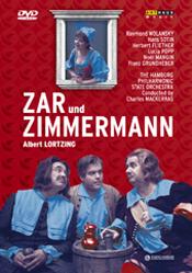 Albert Lortzing: Zar und Zimmermann