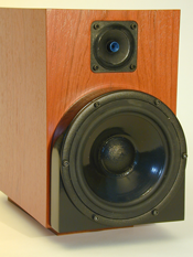 Sequerra Metronome 7.7Mk6 speakers