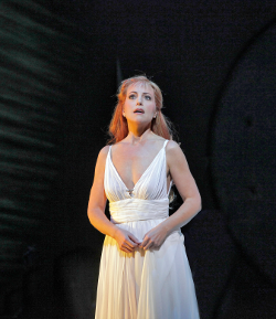 Lise Lindstrom as Salome [Photo by Ken Howard courtesy of San Diego Opera]