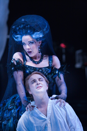 Heather Buck (The Queen of Night) / Andrew Kennedy (Tamino)