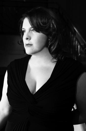 Marie-Nicole Lemieux [Photo by Manuel Cohen]