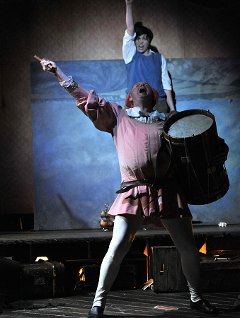 <em>Simplicius Simplicissimus</em>, Independent Opera at Sadler&#8217;s Wells