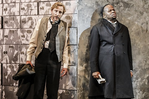<em>The Merchant of Venice</em>, WNO at the Royal Opera House