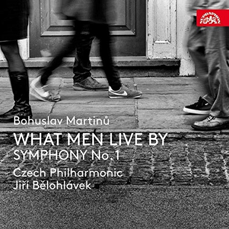 Bohuslav Martinů <em>What Men Live By</em> (H336,1952-3)