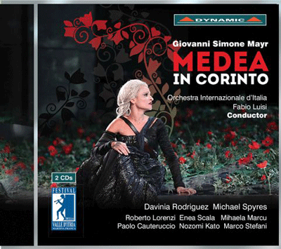 Mayr Giovanni Simone: <em>Medea in Corinto</em>