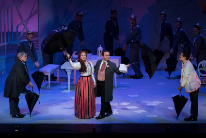 The Barber of Seville, Manitoba Opera, 2019. Photo: C. Corneau