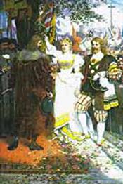 Act III from Die Meistersinger von Nürnberg (Ferdinand Leeke)