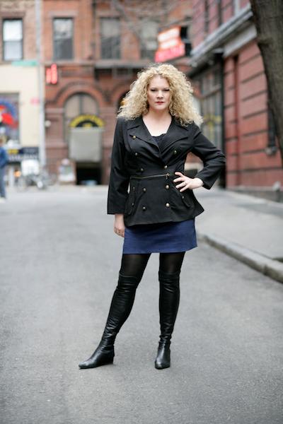 Michelle DeYoung [Photo by Kristin Hoebermann]