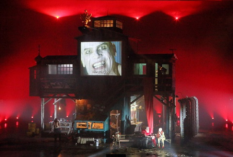 <em>From the House of the Dead</em>: Munich Opera Festival