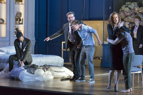<em>Lessons in Love and Violence</em>, Royal Opera House, London
