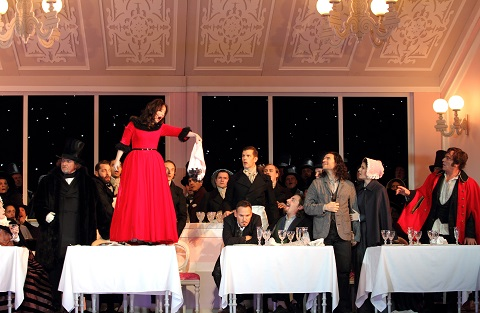 Richard Jones' <em>La bohème</em> at the Royal Opera House, Covent Garden