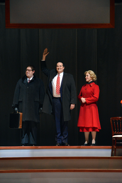 The Nixons and Kissinger [Photo courtesy of The Princeton Festival]