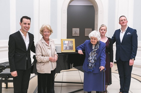 Niall Kinsell, Maire Larchet, Sheila Larchet, Raphaela Mangan, Gavan Ring.jpg