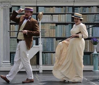 Bampton Classical Opera 2017