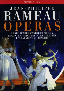 Rameau Operas