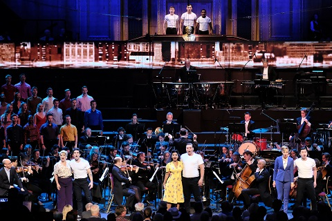 <em>On the Town </em>: BBC Prom 57, London Symphony Orchestra conducted by John Wilson