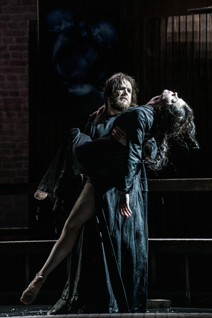 Scene from <em>The Fall of the House of Usher</em> [Photo by Marco Borggreve]