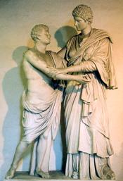 Orestes and Elektra