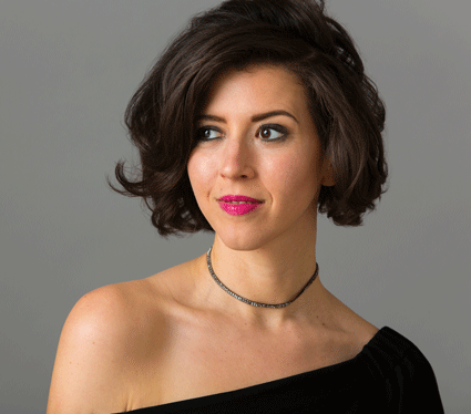 Lisette Oropesa [Photo © Jason Homa]