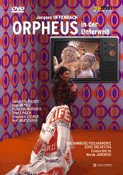 Jacques Offenbach: Orpheus in der Unterwelt (Orphée aux enfers)