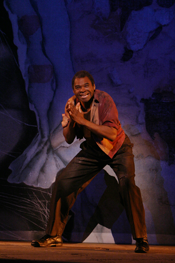 Terry Cook as Crown (Porgy and Bess, LA Opera)