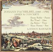 Johann Pachelbel.  Arien & Concerti