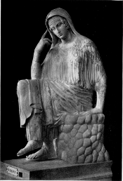 Penelope - Statue in the Vatican, Rome - Project Gutenberg eText 13725 [Source: Wikipedia]