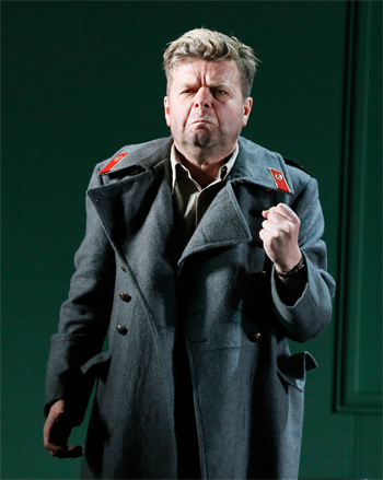 Peter Hoare as Hermann [Photo © Donald Cooper]