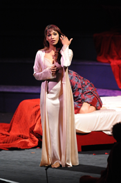 Danielle de Niese as Poppea