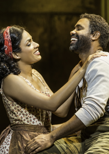 Porgy and Bess in the National Company of