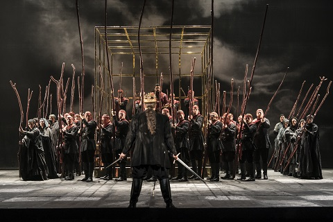 <em>Macbeth </em>: Royal Opera House, Covent Garden