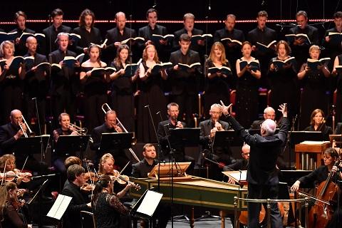 Prom 23: Handel's <em>Israel in Egypt</em>