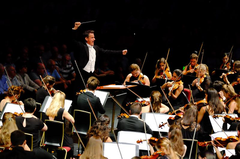 Prom 60, Gustav Mahler Youth Orchestra conducted by Philippe Jordan