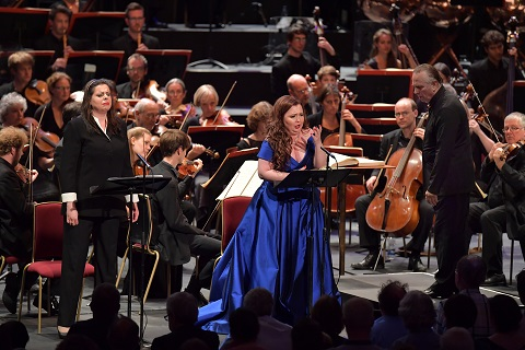 Prom 68, Opera Rara, Rossini&#8217;s <em>Semiramide</em>, conducted by Sir Mark Elder