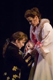 Joyce DiDonato (Octavian) and Soile Isokoski (The Marschallin)