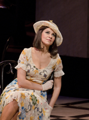 Angela Gheorghiu as Magda [Photo by Ken Howard courtesy of The Metropolitan Opera]