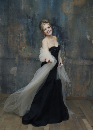 Renée Fleming [Photo by Andrew Eccles courtesy of Decca]