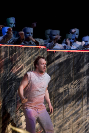 JOHAN REUTER AS THESEUS
