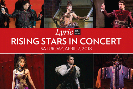 Rising Stars in Concert 2018 at Lyric Opera of Chicago