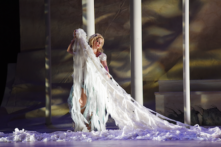 Sara Gartland as Rusalka [Photo by Tim Trumble]