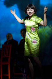 Zheng Cao (Ruth Young Kamen) [Photo by Terrence McCarthy]