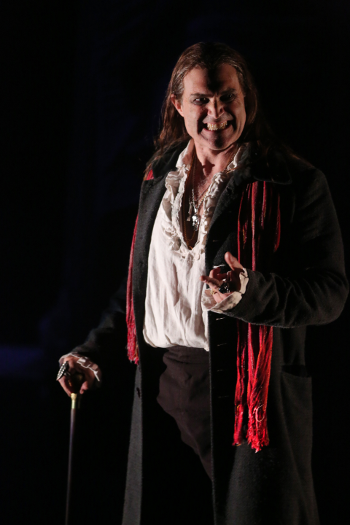 Marc Kudisch as Joshua Crouch [Photo by Craig T. Mathew / LA Opera]