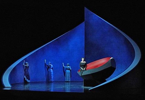 <em>Ariadne auf Naxos</em>: Santa Fe Opera