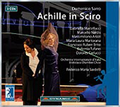 Domenico Sarro: Achille in Sciro