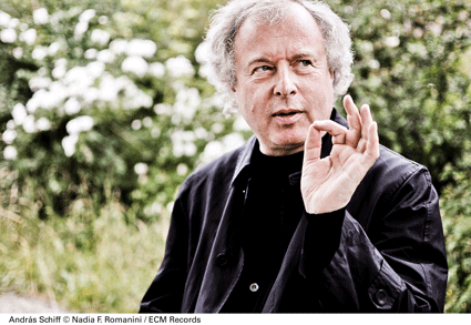 Sir András Schiff [Photo © Nadia F. Romanini]